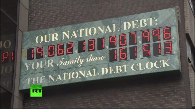 Удар по экономике США