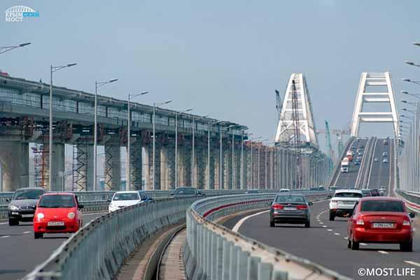 Почему Крымский мост в безопасности