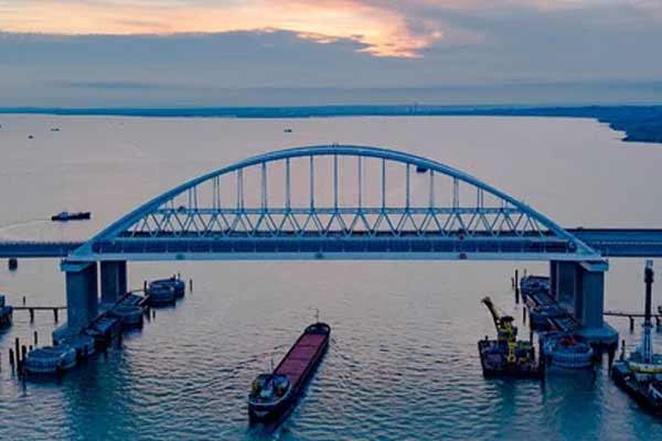 из Керченского пролива