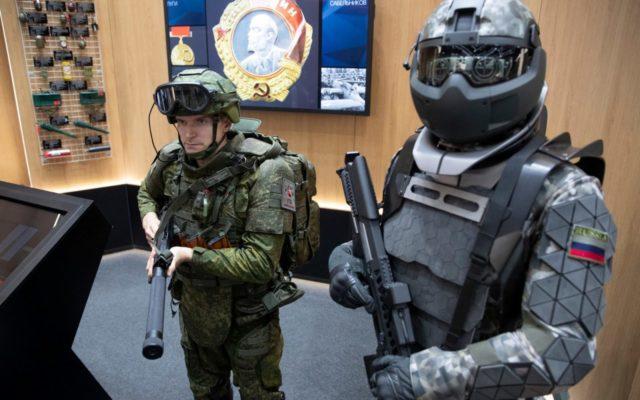 россия тестирует броню