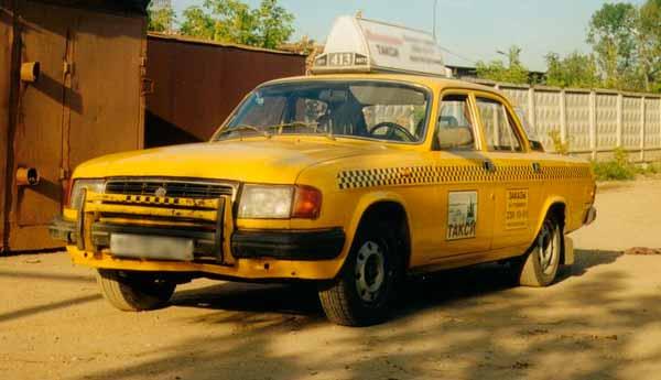 Таксист оказался шпионом СБУ