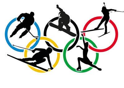 флаг олимпийской сборной России