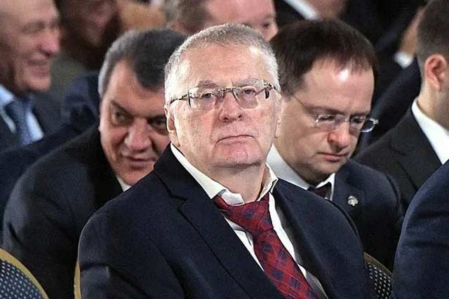 жириновский против списания долга