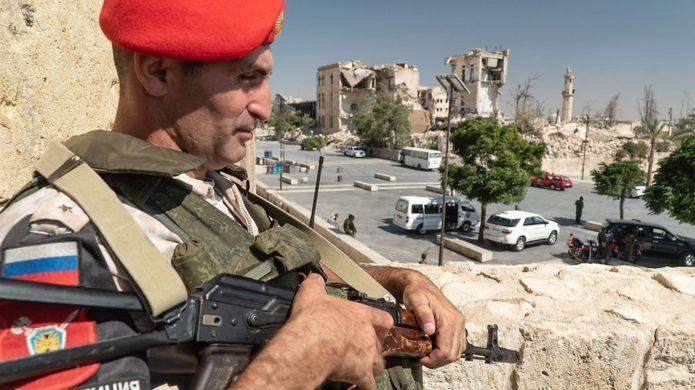 63 000 российских воинов поучаствовали в боях в Сирии