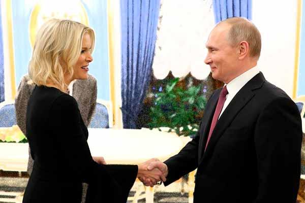 Мегин Келли пригласили работать в Россию