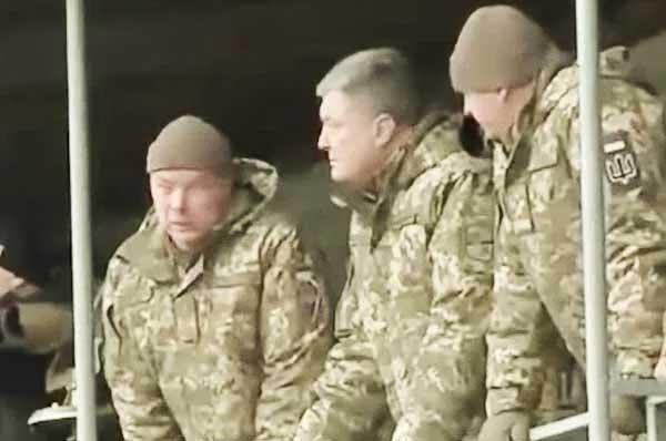 Кто провоцирует Порошенко?