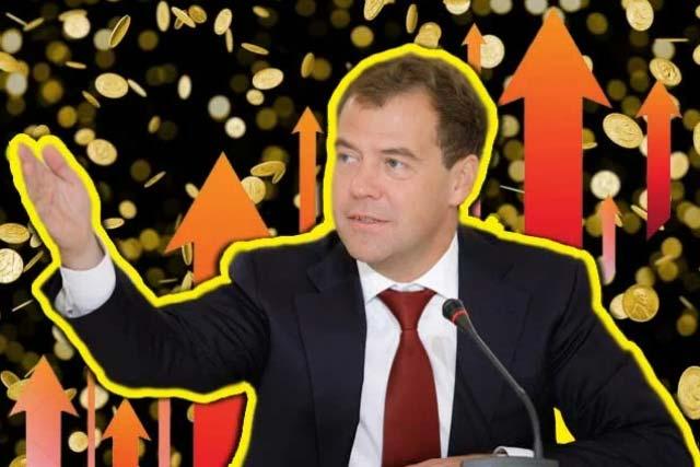 В российской экономике нет проблем