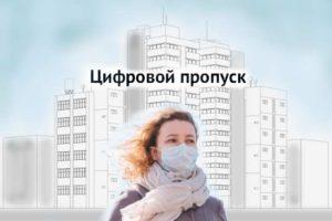 цифровой пропуск в москве